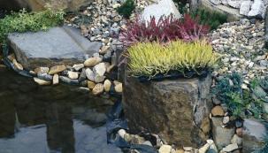 Zahrada s kamennou duší