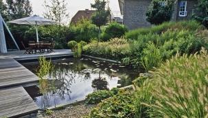 Exotická zahrada nezapře cestovatelskou vášeň