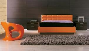 Ergonomické postele v ložnici