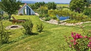 Zahrada plná energie