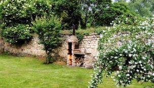 Prostá leč krásná zahrada