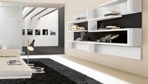 Třetí rozměr obývacího pokoje