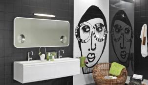 Koupelnové mozaiky aneb efektní puzzle