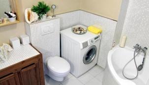 Jak se z prádelny vyloupla koupelna