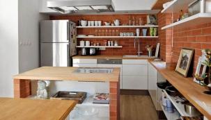 Kuchyně ve stylu Středomoří