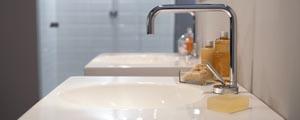 Dokonalá elegance v koupelně
