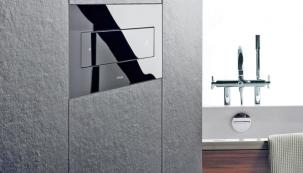 Elegantní rekonstrukce koupelny