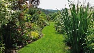 Zásady zahradní architektury - kompozice