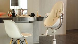 Dětské designové židličky