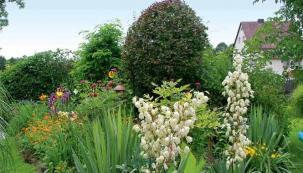 Zahrada pro radost z květin