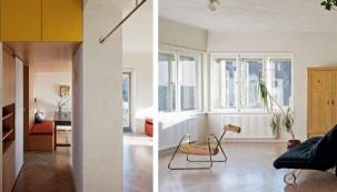 Rekonstrukce třípokojového bytu