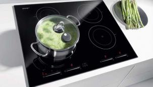Indukční senzor vaří za vás