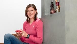 Jak se bydlí olympioničce Zuzaně Hejnové?