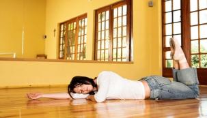Suché, rychlé a lehké podlahy pro dřevostavby