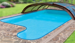 50% sleva na bazény i zastřešení