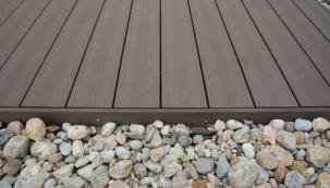 Desky pro terasy se zaoblenými tvary