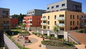 Nové bydlení v sousedství lesoparku