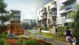 Rezidenční projekt Zåhrada