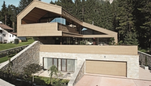 Architektonický skvost v americkém stylu