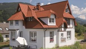 Střecha s novou barvou se zárukou 40 let