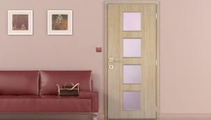Nová řada dveří zaujme řemeslným detailem