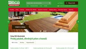 Nový e-shop pro prodej palubek