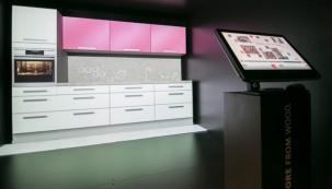 Unikátní 3D simulace kuchyně v reálné velikosti