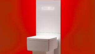 Správný typ montážního prvku závěsné toalety
