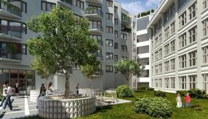Moderní bydlení s geniem loci