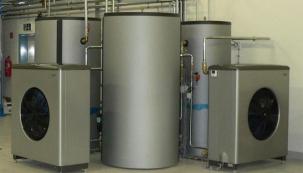 Instalace švédského tepelného čerpadla