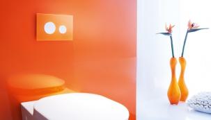Sklo jako moderní prvek v koupelně