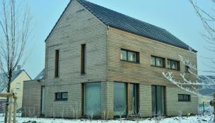 Pasivní dům na severu Francie