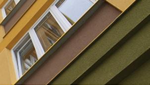 Univerzální stavební polotovar pro zdění i k omítání (ilustrační fotografie Weber)