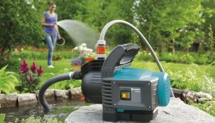 Srdce oběhu vody ve vaší zahradě a domácnosti