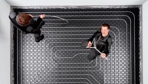 Výhody podlahového vytápění