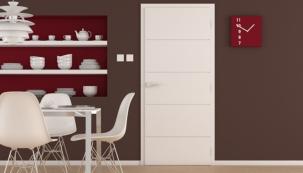 Interiérové dveře nepostradatelným designovým prvkem