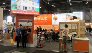 Jubilejního 25. ročníku stavebního veletrhu FOR ARCH se tradičně zúčastní společnost HELUZ.