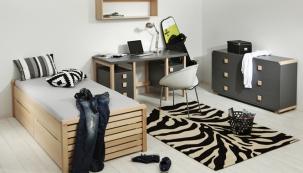 Knavodění správné atmosféry stačí kvalitní nábytek avhodné doplňky evokující Afriku (GAZEL).
