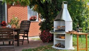Zahradní krb nebo přenosný zahradní gril?