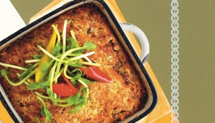Bezmasé menu: vegetariánská superhmota