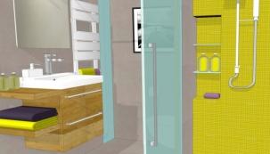 Estetická i funkční koupelna