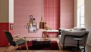 Chytré nápady pro obývací pokoj: pastelové barvy