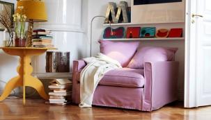 Výhodou rozkládacího křesla je náhradní spací místo při minimálním požadavku na prostor. Můžete ubytovat i nečekanou návštěvu