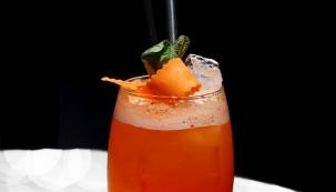 koktejl Carrot Symphony