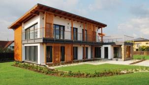 Kolem 30 domů v rámci Dne dřevostaveb