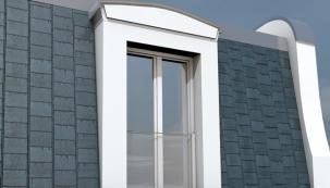 Nový systém fixace ochranných prvků přímo do okenního rámu Schüco Alu Inside si řekl o patent.