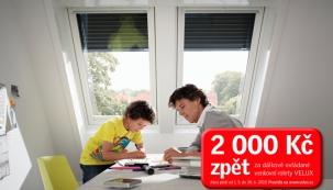 Venkovní roleta: ochrana vašeho střešního okna, kterou využijete po celý rok.