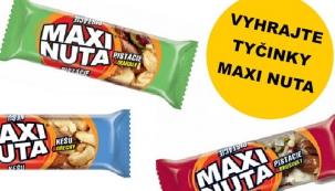 Známe výherce tyčinek MAXI NUTA!