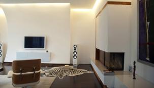 Sádrové omítky zvýrazní estetiku interiéru
