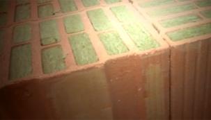 VIDEO: Postup zdění cihel plněných minerální vatou